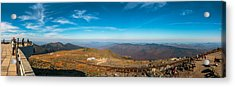 Mount Washington Observatory Acrylic Print by Andre Albert