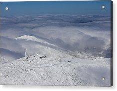 Mount Washington Observatory Acrylic Print