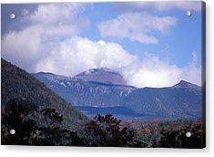 Mount Washington Acrylic Print by Skip Willits