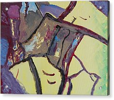 Mountain Antelope Acrylic Print