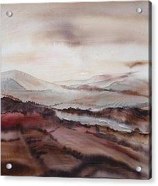 Mountain Dawn Acrylic Print