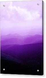 Acrylic Print featuring the photograph Mountain Dreams by Kim Fearheiley