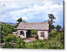 Mountain Rest Stop Acrylic Print