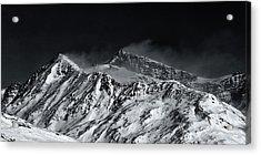 Mountainscape N. 5 Acrylic Print