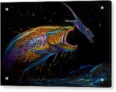 Mouse Trap  Acrylic Print