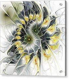 Movement Acrylic Print by Anastasiya Malakhova