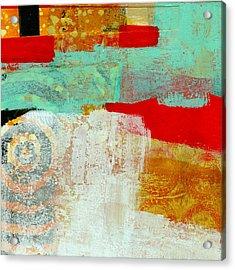 Moving Through 24 Acrylic Print by Jane Davies