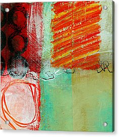 Moving Through 4 Acrylic Print by Jane Davies