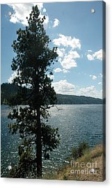 1012a Moyie Lake Bc Acrylic Print