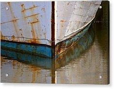 Mr. Bell's Boat Acrylic Print