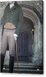 Mr Darcy Acrylic Print