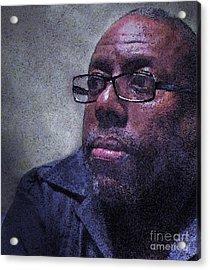 Mr. Nunn Acrylic Print