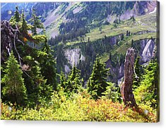 Mt. Baker Washington Acrylic Print