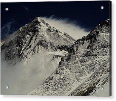 Mt Everest Acrylic Print