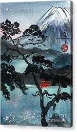 Mt. Fuji Acrylic Print
