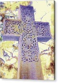 Mt. Hope Cemetery Rochester Ny Acrylic Print