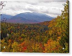 Mt Jo Wright Algonquin Acrylic Print