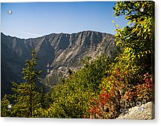 Mt. Katahdin From Hamlin Ridge Acrylic Print by Alana Ranney