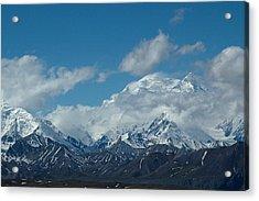Mt Mckinnley Alaska Acrylic Print