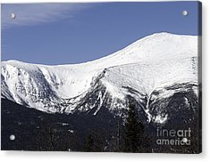 Mt Washington And Tuckerman's Ravine Acrylic Print