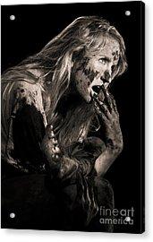 Mudder Acrylic Print