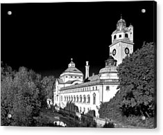 Mueller'sches Volksbad - Munich Germany Acrylic Print by Christine Till