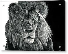 Mufasa Acrylic Print