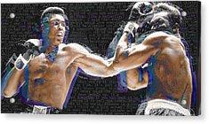Muhammad Ali Acrylic Print