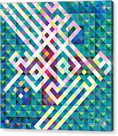Muhammad Acrylic Print