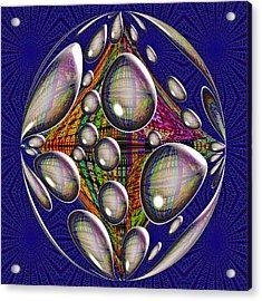 Muhastiga Acrylic Print