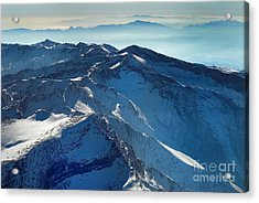 Mulhacen Acrylic Print by Guido Montanes Castillo