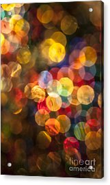 Mulled Wine Acrylic Print by Jan Bickerton