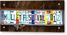 Mullet Fest 2012 Acrylic Print by David Lee Thompson