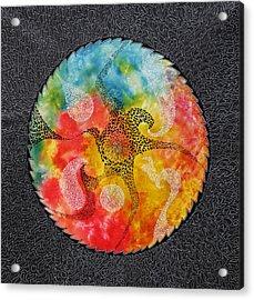 Multiplicity Acrylic Print by Sumit Mehndiratta