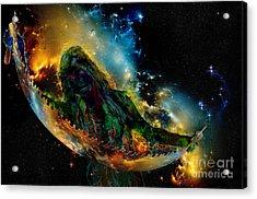 Multiverse Mystery Acrylic Print