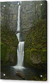 Multnomah Falls 0403131b Acrylic Print