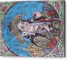 Mumtaz Acrylic Print
