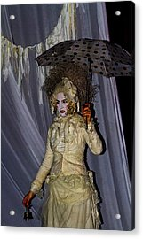 Murderess Medussa Acrylic Print by Gregory Whiting