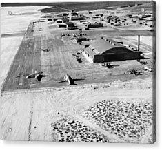 Muroc Flight Test Base, 1945 Acrylic Print by Science Photo Library