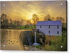 Murrays Mill Acrylic Print