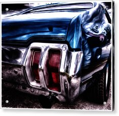 Muscle Car Acrylic Print
