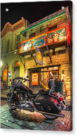 Museum Of The Weird Acrylic Print by Tim Stanley