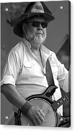 Music-banjo Acrylic Print
