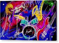 Music Medley Acrylic Print