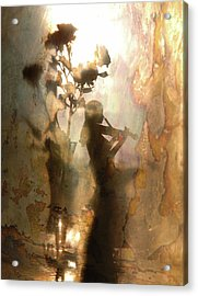 Music Of Light And Shadow Acrylic Print by Andrey Morozov