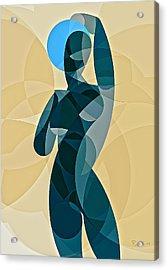 Music Of The Spheres #11 Acrylic Print by Peyablo