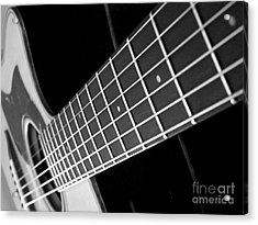 Acrylic Print featuring the photograph Music To My Soul by Andrea Anderegg