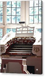 Acrylic Print featuring the photograph Musical Dream by The Art Of Marilyn Ridoutt-Greene
