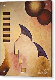 Musical Journey II Acrylic Print
