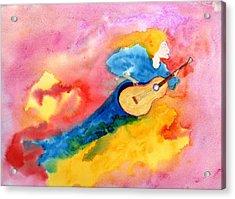 Musical Spirit 19 Acrylic Print